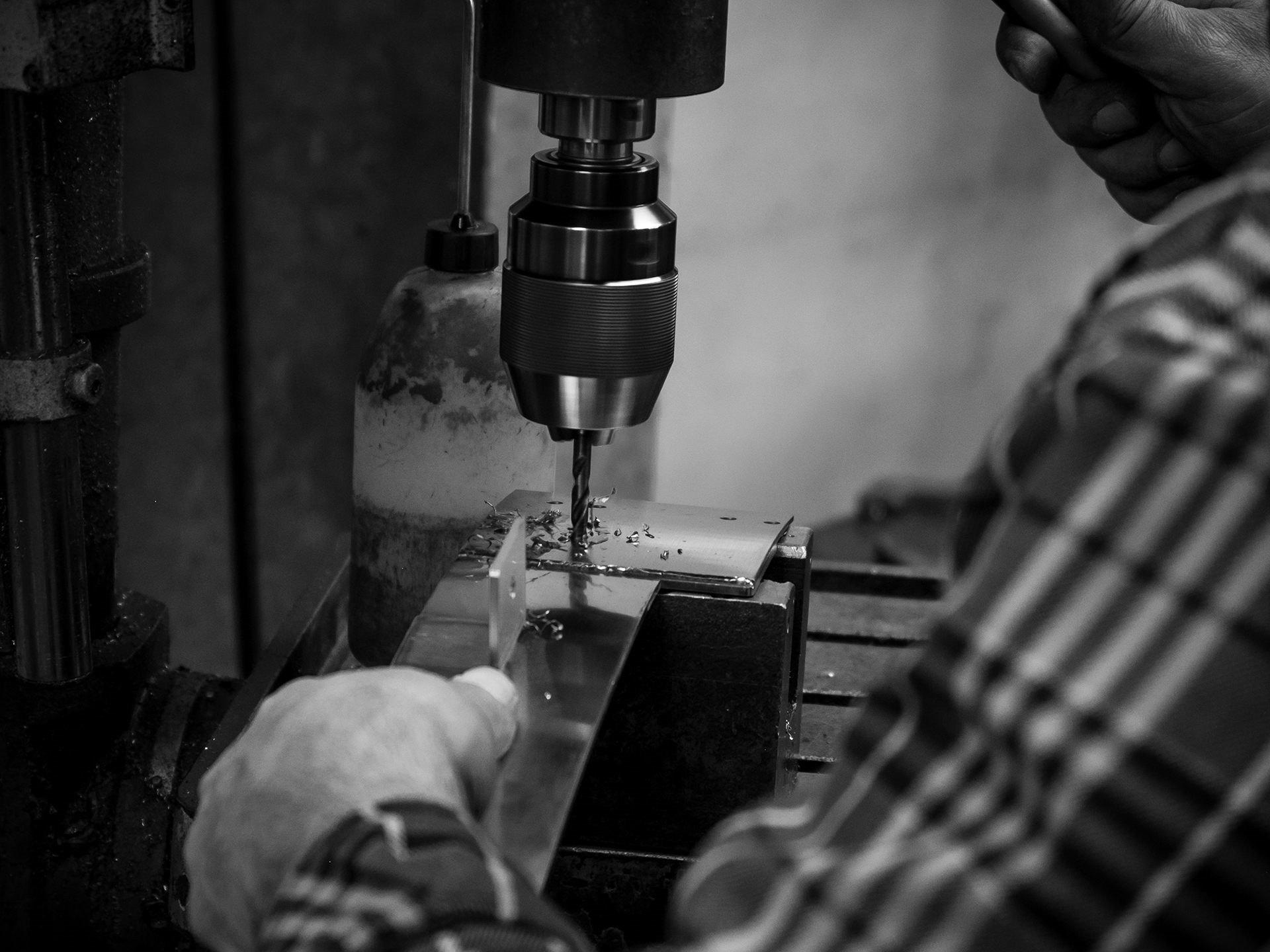 slider 5 Elleci - Lavorazione Tecnica Lamiera