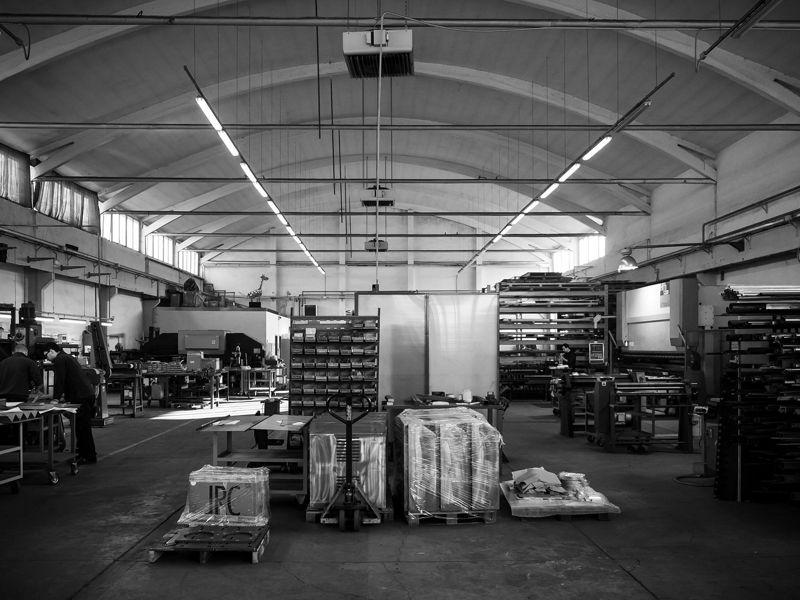 Azienda Elleci | Lavorazione Tecnica Lamiera