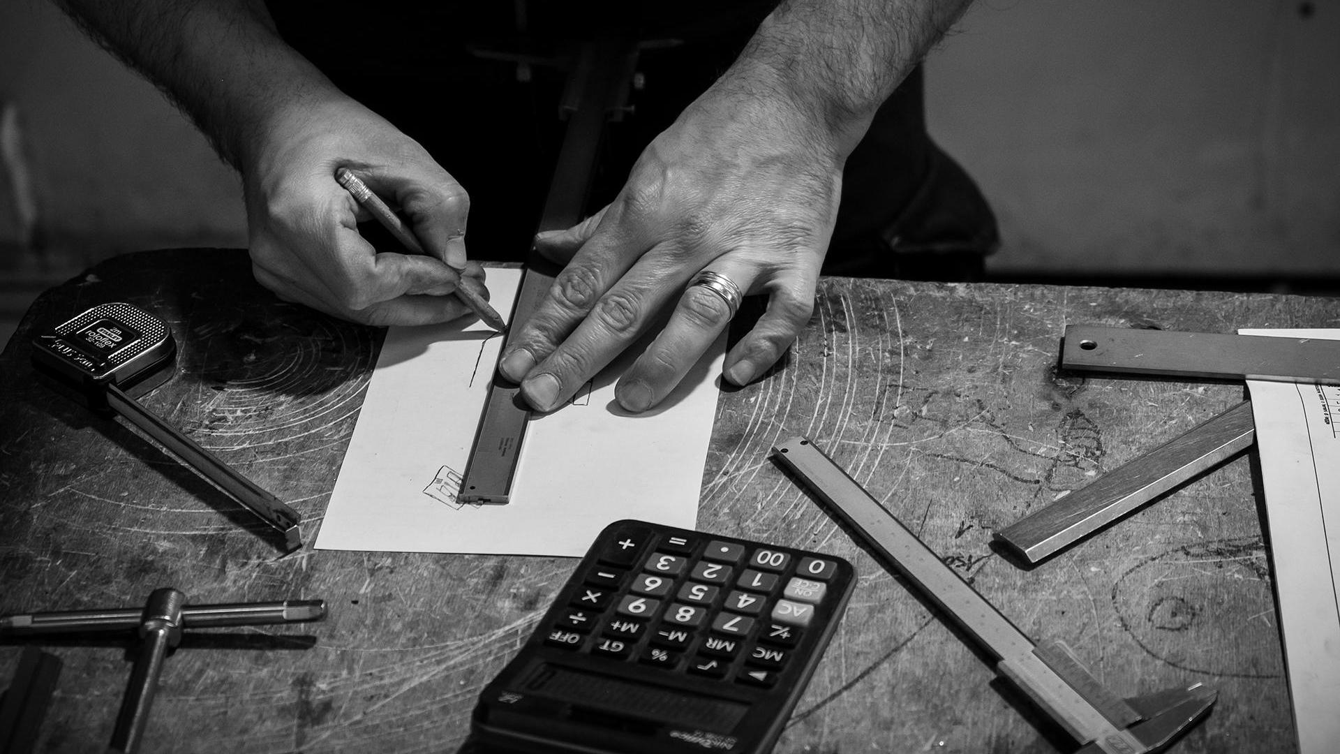 Disegno progetti lamiera Bologna | Elleci