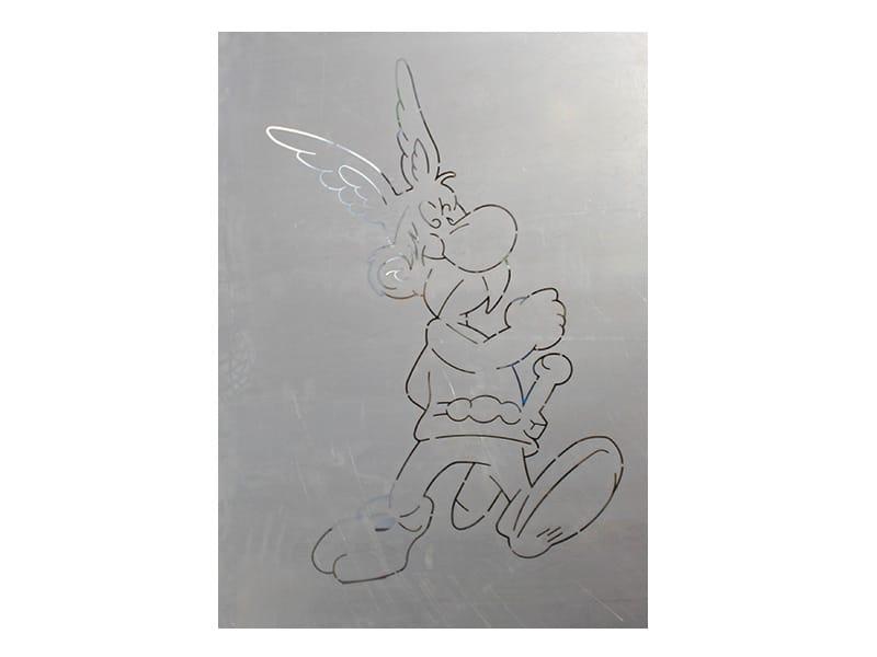 Complementi arredo in lamiera: Asterix | Elleci